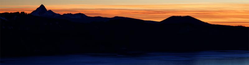 Crater Lake Colors