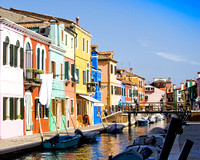Burano Canal (One)