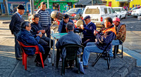 Serious Card Game - Santiago Chile