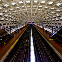 DC Metro Station - Gallery Place/Chinatown