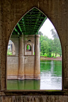 Arches - Marion Street Bridge