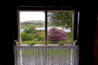 View from Traditional House - County Galway