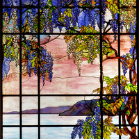 Tiffany Glass at the Met