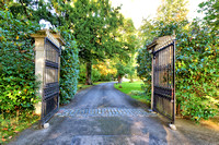 Entrance to the Grounds - Luttrellstown Castle